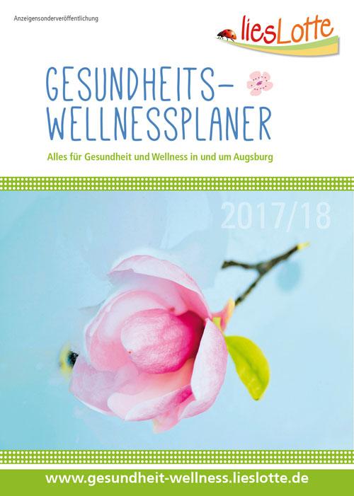 Der liesLotte Gesundheits- & Wellnessplaner 2017/18