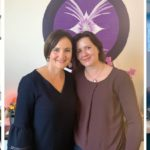 Frau Nigl und Frau Scharpf von der Reikischule Deutschland